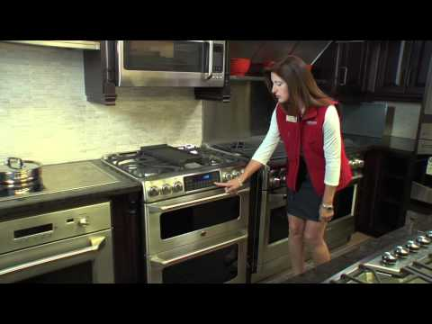 GE Cafe CCGS990SETSS Freestanding Double Oven Convection Range at Caplan's Appliances