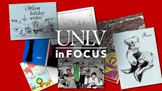 UNLV in Focus: Best for Vets ranking, Barrick lectures, and community collaboration (November 2017)