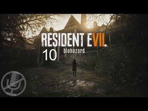 Resident Evil 7 Прохождение Без Комментариев На Русском На ПК Часть 10 — Вспомнить всё