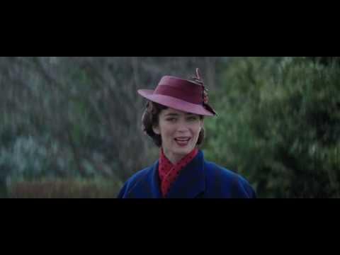 Il Ritorno di Mary Poppins - Clip - L'arrivo