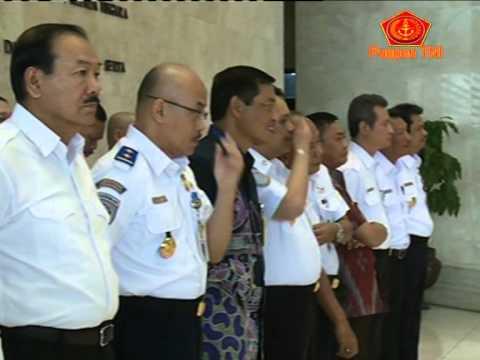 TNI dan Kemenhub MoU Terkait Pengamanan Objek Vital