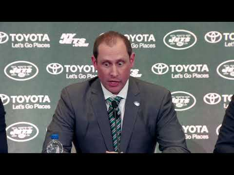 Video: WATCH: The best parts of the Adam Gase presser with the Jets