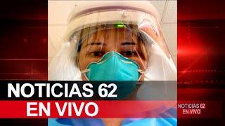Enfermera lucha por su vida en Loma Linda – Noticias 62 - Thumbnail