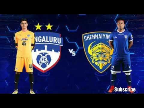 LIVE ISL FINAL-Channaiyin FC vs Bengaluru FC 3-2 Goal Highlights 2017-18