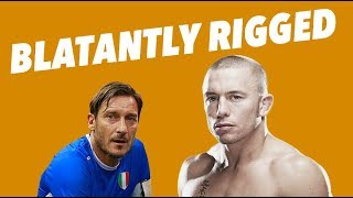 Video FIVE BLATANTLY RIGGED MOMENTS IN SPORTS - PART 3 MP3, 3GP, MP4, WEBM, AVI, FLV Februari 2019