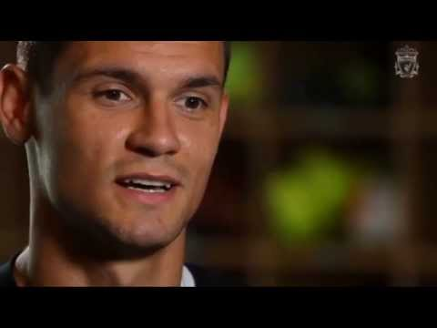 It's a Dream - It's official, Dejan Lovren is a Liverpool FC player! We have the FULL exclusive interview with the player. Follow me on twitter: https://twitter.com/EULFCM Would you like to see more Liverpool...