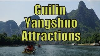 Guilin China  city photo : Things to do in Guilin and Yangshuo Top Attractions Travel Guide