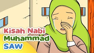Kisah Nabi Muhammad SAW Detik Terakhir Wafatnya Rasulullah - Kartun Anak Muslim Indonesia