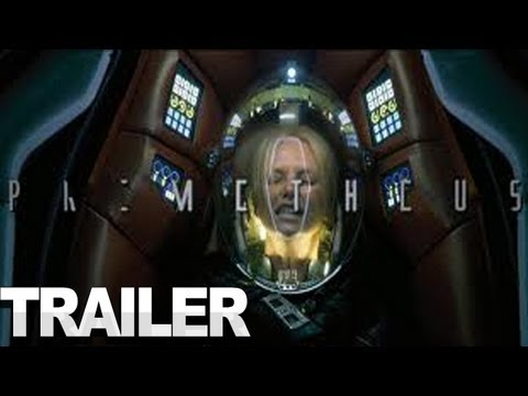 prometheus trailer 2 - The second full theatrical trailer for Ridley Scott's sci-fi epic Prometheus. In this trailer, you will see why the Prometheus team went on the mission in th...