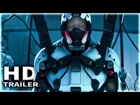THE Trailer BEYOND Resmi (2018) Sci-Fi Thriller Film HD