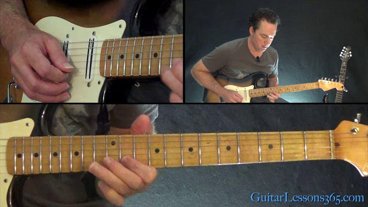 Shine On You Crazy Diamond Guitar Lesson (Part 1) – Pink Floyd