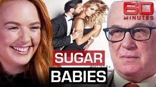 Video The secret world of Sugar Babies and Sugar Daddies   60 Minutes Australia MP3, 3GP, MP4, WEBM, AVI, FLV Juli 2019
