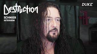 Destruction – Interview Schmier - Paris 2019 - Duke TV