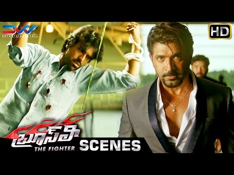 Arun Vijay Shoots Ram Charan | Bruce Lee The Fighter Telugu Movie | Rakul Preet | Kriti Kharbanda