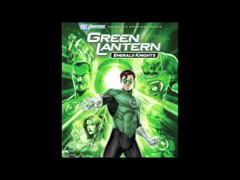 Green Lantern Emerald Knights Theme