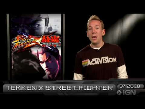 preview-IGN Daily Fix, 7-26: SF vs. Tekken, & the StarCraft Story (IGN)