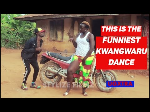 KWANGWARU DANCE by COAX & JUNIOR USHER   New Ugandan Comedy 2019 HD