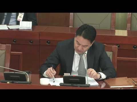 Ж.Ганбаатар: Экспортыг дэмжихийн тулд эдийн засгийн яам байгуулах ёстой