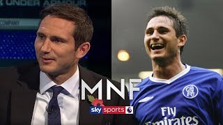 Who is the best opponent Frank Lampard ever faced? | MNF Q&A