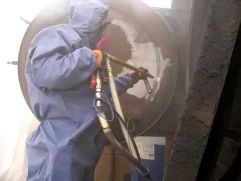 Dry Ice Blast Cleaning Industrial Equipment