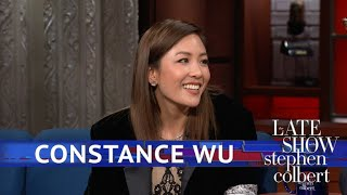 "Video Constance Wu Explains What ""Couture"" Means MP3, 3GP, MP4, WEBM, AVI, FLV Oktober 2018"