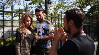 Video Making-off Shooting Blooshop by NABILLA & THOMAS MP3, 3GP, MP4, WEBM, AVI, FLV Agustus 2017
