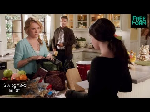 Switched at Birth 3.17 (Clip 'A Letter from Angelo's Mom')