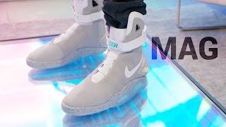 Self-Lacing Nike Mag