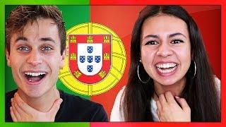 Norwegian Trying to Speak Portuguese (ft. BeasVerden)