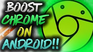 "Hey Guys, Today I Will Be Teaching You , How To Boost Google Chrome On Your Android Device's!!! Chrome. This trick can increase your internet speed 10 times faster!!! :  )SPECIAL THANKS TO ""My Instant Search"" CHANNEL FOR THE IDEA OF THIS TWEAK!! , WITHOUT YOU THE VIDEO WOULDN'T BE PRODUCED!!! , Check Out ""My Instant Search"" CHANNEL OVER HERE : https://www.youtube.com/channel/UCYjwFa9C6mhlnqZN_lHV_WQThe Link To Google Chrome!! [ IF NEEDED : D ]!!! :https://play.google.com/store/apps/details?id=com.android.chrome&hl=enMusic Used In The Vid : PaydayPayday - YouTube Music LibraryPlease Leave a LIKE! Also, SUBSCRIBE for more UNIQUE content! ~CAN WE HIT 40 LIKES?!~========================================­========●WEBSITE!! : http://amazingameya.weebly.com/●SUBSCRIBE!  https://www.youtube.com/channel/UCdp8SPL64x5B0e8THetmreA● Twitter : https://twitter.com/Amazing_Ameya● Instagram : https://www.instagram.com/amazing_ameya/● Facebook : https://www.facebook.com/AmazingAmeya/?skip_nax_wizard=true● Google + : https://plus.google.com/u/0/+AmazingAmeyaThe Gear :Mic - Blue Snowball iCEScreen Recording Software - Bandicam.Video Editing Software - VideoPad Video Editor.Audio Editing/Recording Software - Audacity.Mobile Screen Recording Software - AZ Screen Recorder.Hand Animation Software - VideoScribe.Music: Trap City and Diversity♫The following music is royalty free and I have permission to use it under the Creative Commons license. No copyright intended.Intro Design App : Legend - Animate Text in Video [ Application ]Intro Music: https://www.youtube.com/watch?v=3FPwcaflCS8Outro Music: https://www.youtube.com/watch?v=nW2wVswOtJkThe Gear :Mic - Blue Snowball iCEScreen Recording Software - BandicamVideo Editing Software - VideoPad Video EditorThanks for watching! ❤- Amazing Ameya♛►Please Rate and Comment too, really want to entertain all of you, so tell me what you want!►Thank you guys for watching, and as always, stay worthy my Friendly Subscribers!!!!!!"