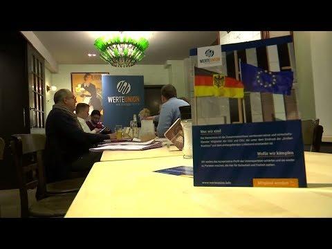 CDU: Maaßen-Debatte beschert Werteunion Mitgliederzul ...