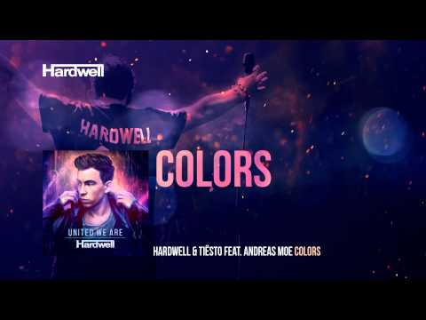 Hardwell & Tiësto feat. Andreas Moe - Colors