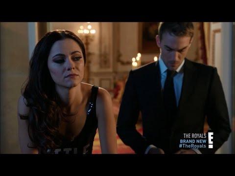 HD Jasper and Eleanor part 19 - The Royals 2x09
