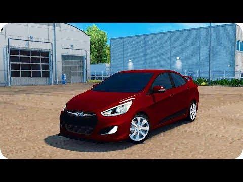 Hyundai Accent Blue 1.31.x