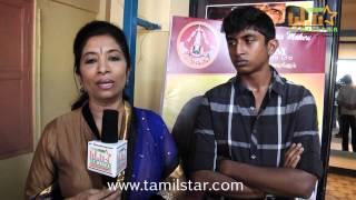 Actress Indhu Speaks at Kadhalukku Kanillai Press Meet