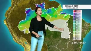 A chuva que tem caído no sul do Brasil trouxe prejuízos para diversas lavouras. Confira como fica o acumulado de chuva para todo o Brasil nos próximos dias.