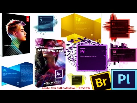 Adobe CS6 Master Collection | Review |2017