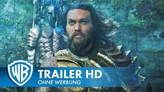 AQUAMAN - Offizieller Trailer #1 Deutsch HD German (2018)
