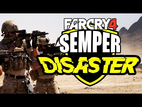 Video FAR CRY 4: Semper Disaster download in MP3, 3GP, MP4, WEBM, AVI, FLV January 2017