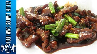 Video Mongolian Beef - Chinese Restaurant Cooking Secrets - PoorMansGourmet MP3, 3GP, MP4, WEBM, AVI, FLV Maret 2019