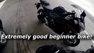 9. The 2017 R3 is amazing! // Grom/R3 joy ride!