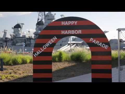 Happy Harbor Halloween 2014