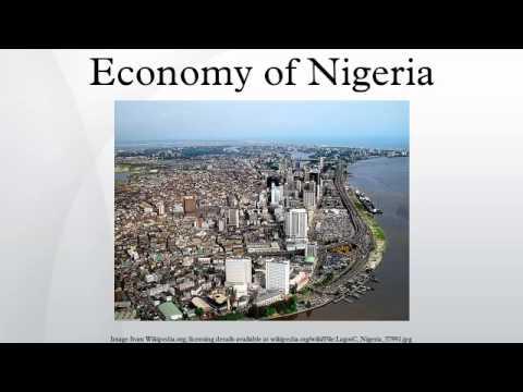 Economy of Nigeria