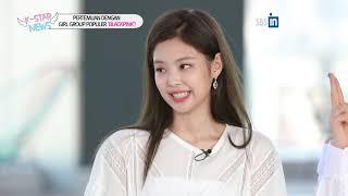 Video SBS-IN   PERTEMUAN DENGAN  GIRL GROUP POPULER 'BLACKPINK'! MP3, 3GP, MP4, WEBM, AVI, FLV Maret 2019