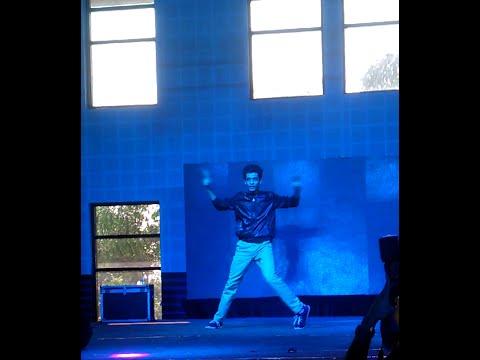 Video JIIT 128 FRESHERS 2015  Dance by Nikhil Soni download in MP3, 3GP, MP4, WEBM, AVI, FLV January 2017