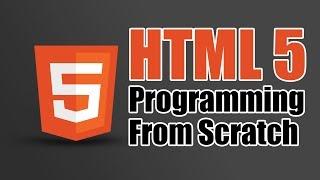 Learn HTML 5 Programming From Scratch | Brad Traversy | Eduonix