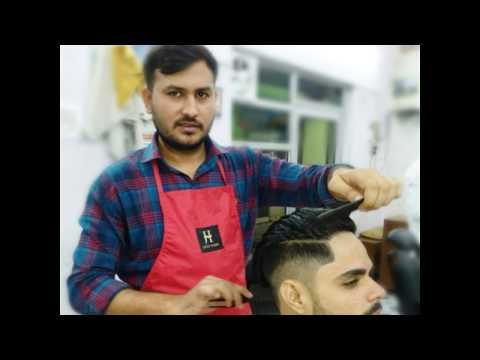 Hair cutting - Delhi  fire hair cut & arslaan saloon