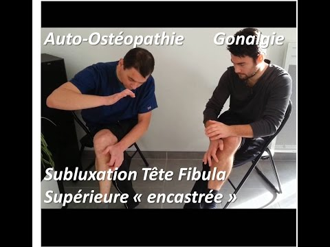comment guerir syndrome rotulien