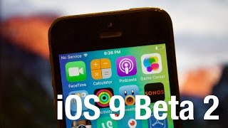iOS 9 Beta 2: New Podcasts Icon & More!, ios 9, ios, iphone, ios 9 ra mat
