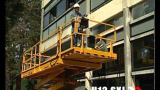 дизельный подъемник Haulotte H 12 SXL купить